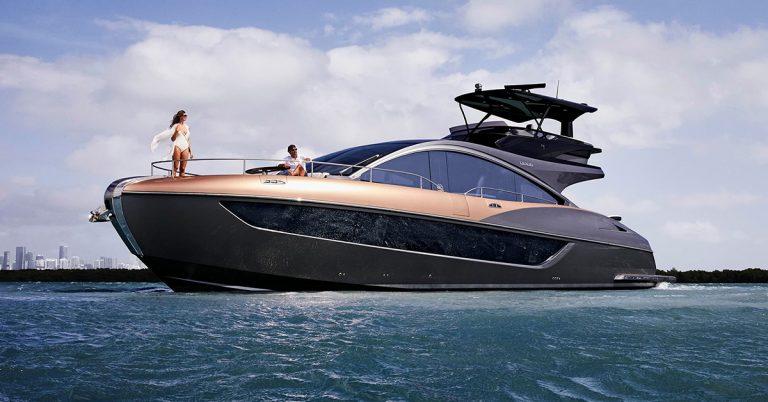 Lexus LY 650 Yacht - Myx Magazine