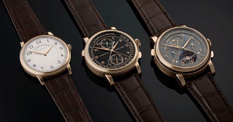 Lange & Söhne |Honeygold-Case Limited-Edition horloges |Myx Magazine