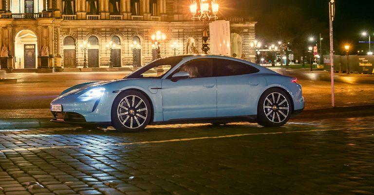 Porsche Taycan - Myx Magazine