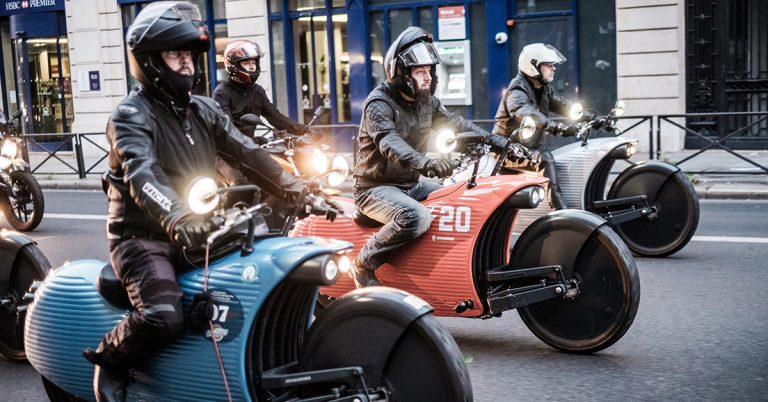 The electric revolution - THE PACK - Electric Motorcycles News - Myx Magazine