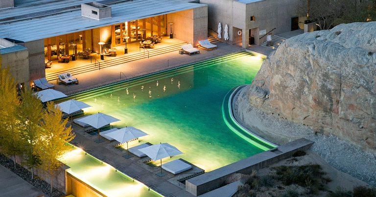 Amangiri luxe hotel & resort - Canyon Point - Utah - Myx Magazine