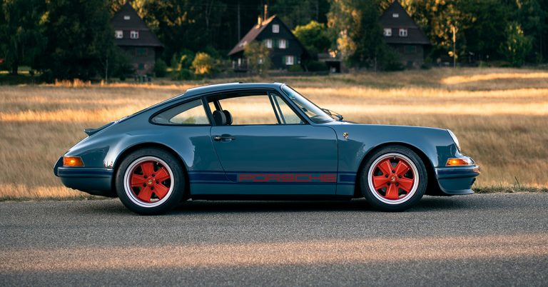 Apparatus GS 964 - Porsche - Myx Magazine
