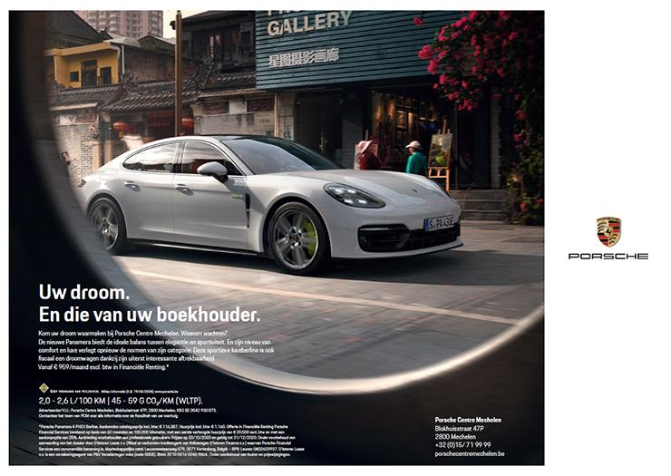 Porsche Centre Mechelen - Myx Magazine