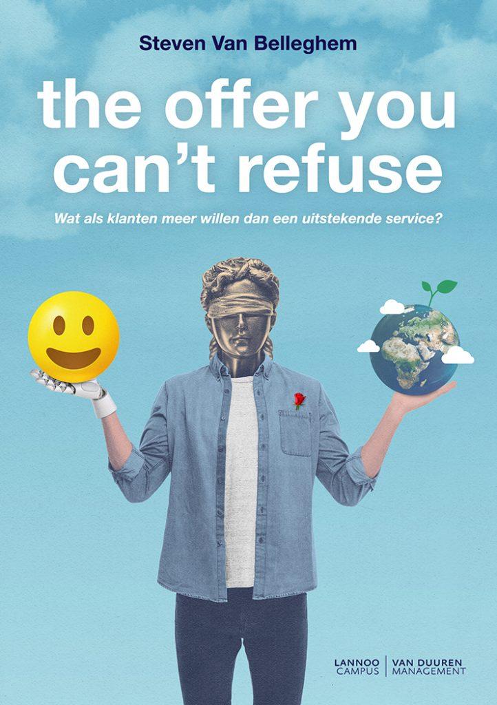 The offer you can't refuse - Steven Van Belleghem - Myx Magazine
