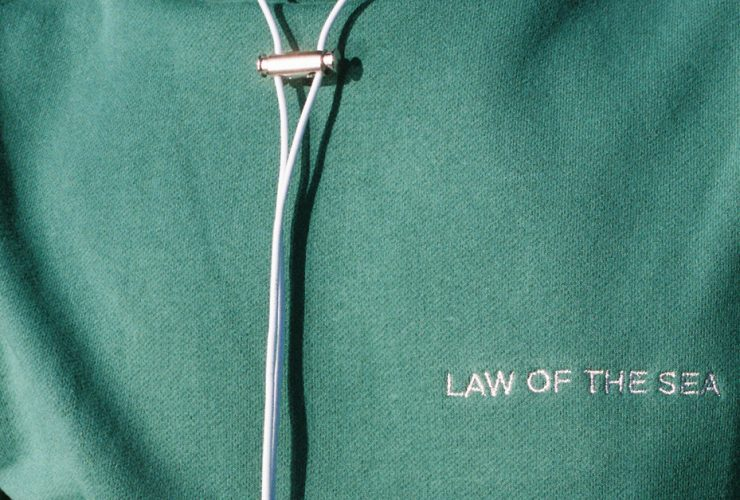 Law Of The Sea - Antracite.com - Myx Magazine